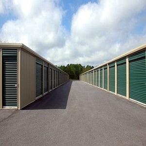 raised storage area